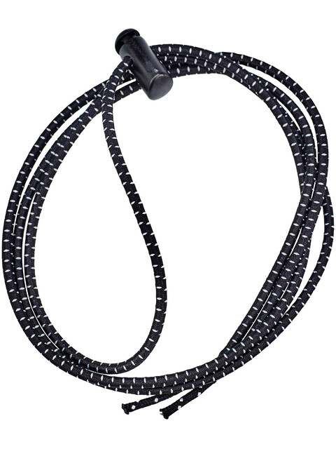 TYR Bungee Cord - negro